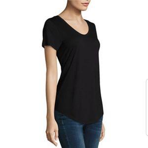 a.n.a. Scoopneck Tshirt